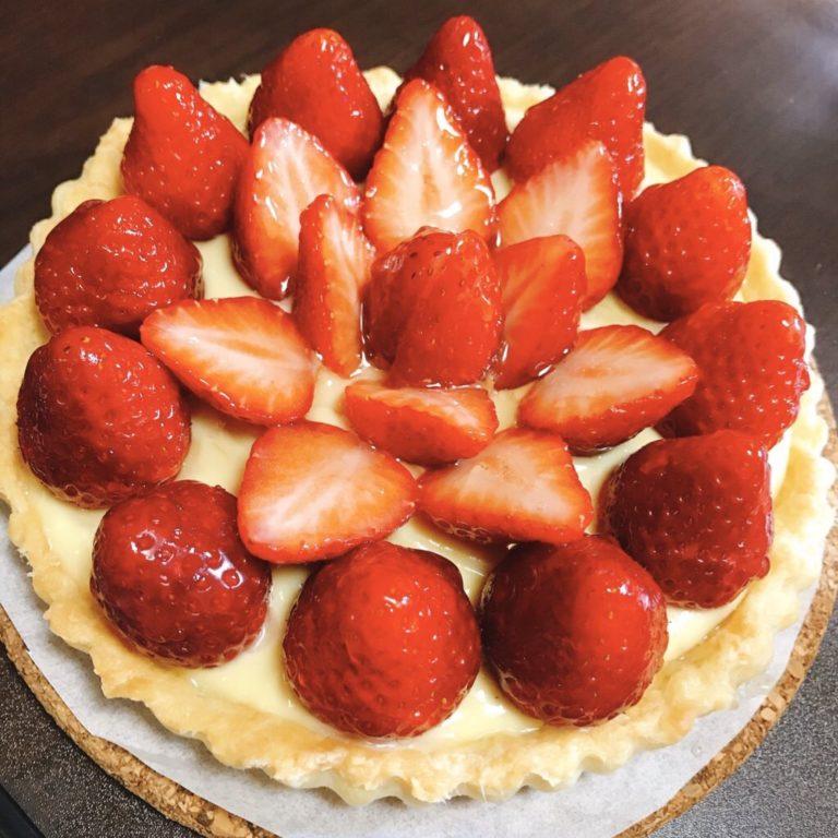 イチゴタルトケーキ