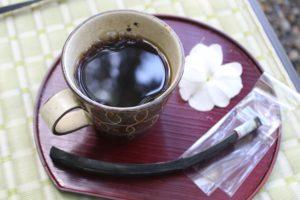 湧き水コーヒー