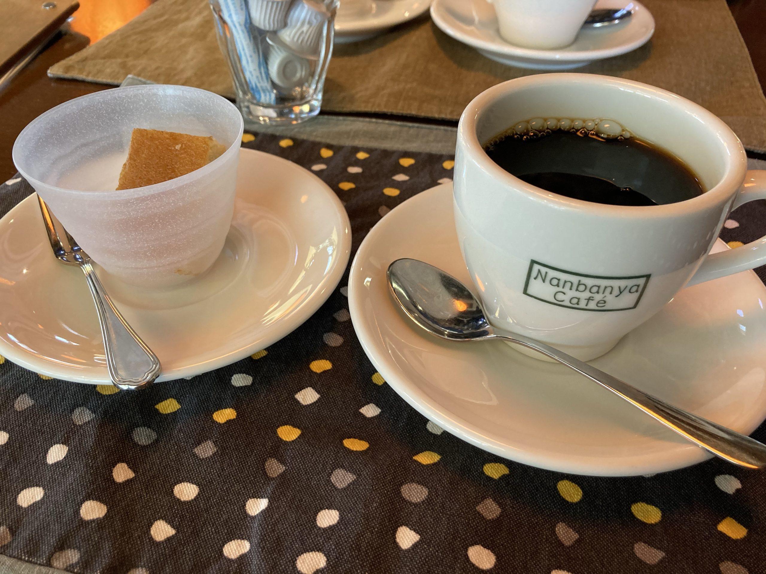 南蛮亭コーヒー